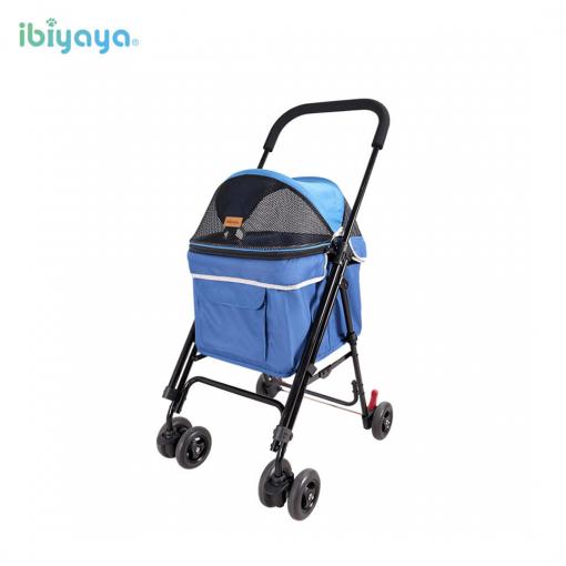 Astro Go Lite Pet Stroller Blue 2 |