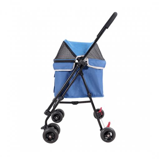 Astro Go Lite Pet Stroller Blue 3 |