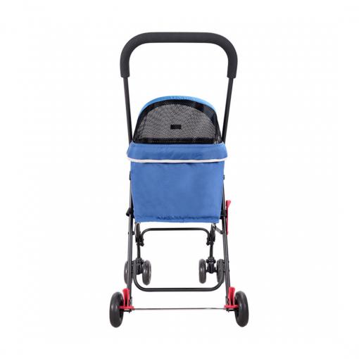 Astro Go Lite Pet Stroller Blue 4 |