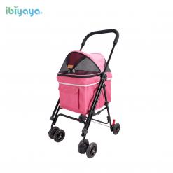 Astro Go Lite Pet Stroller Pink 2 |