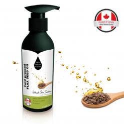 Flax seed oil น้ำมันเมล็ดแฟล็กซีด สกัดเย็น |