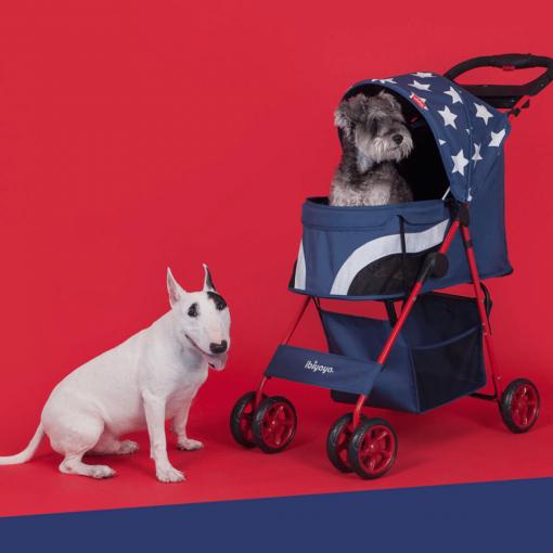 Pop Art Pet Stroller 7 |