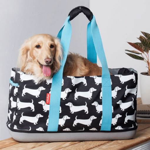 Sausage Dog Daily Tote 6 |