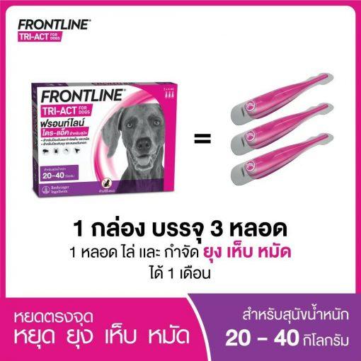 Frontline triact200807  