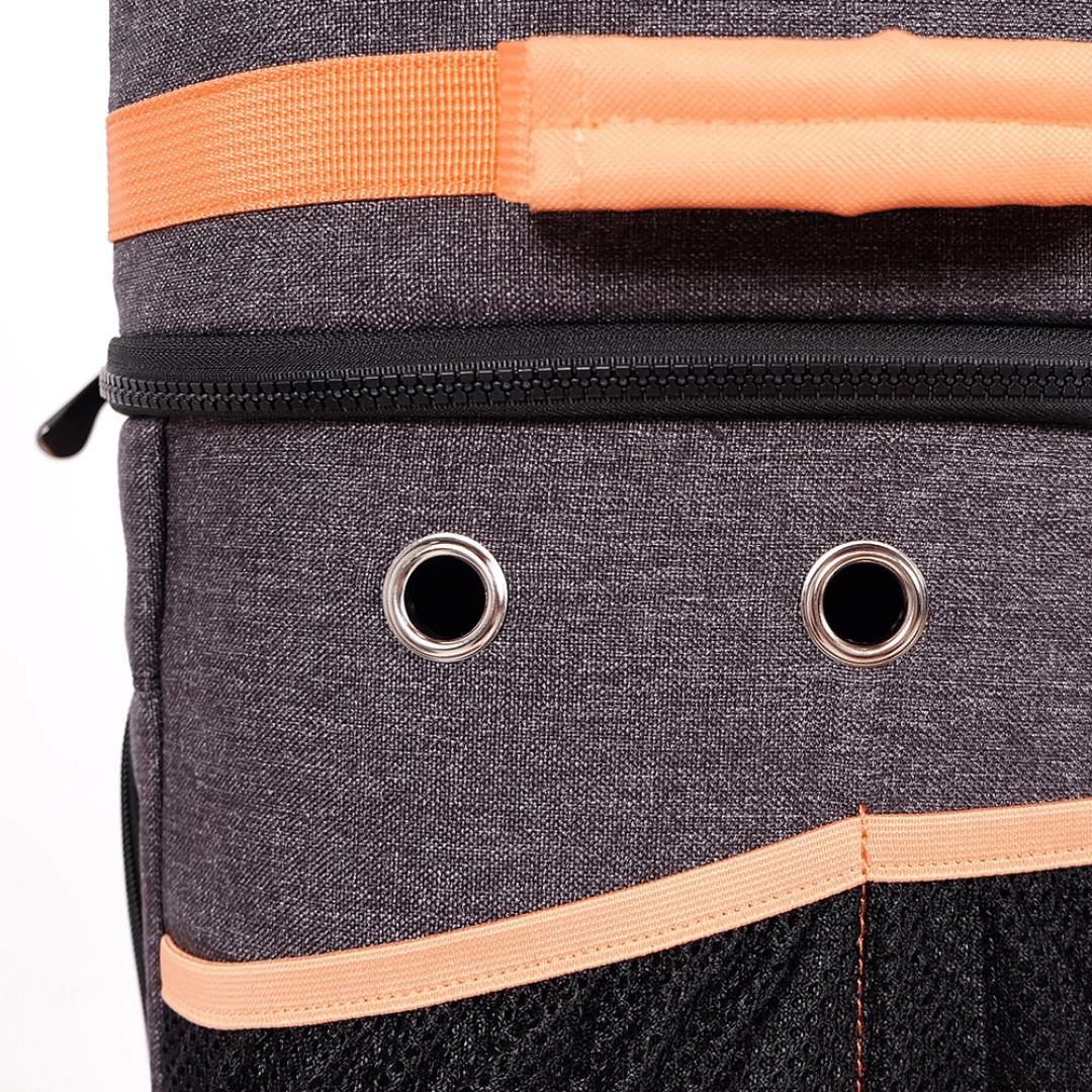 Twotier Pet Backpack 10  