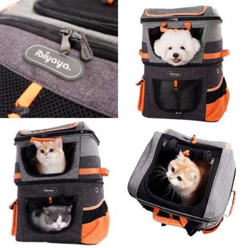 Twotier Pet Backpack 11 |