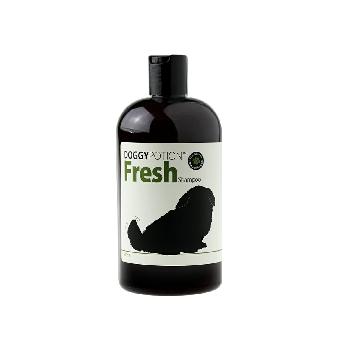 fresh bottle front  