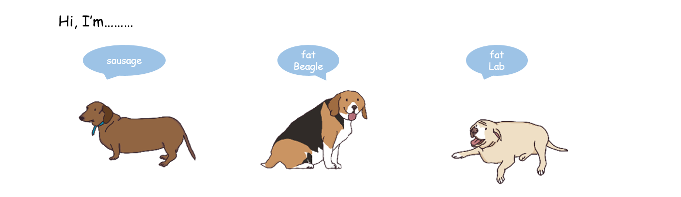 Fat dogs |
